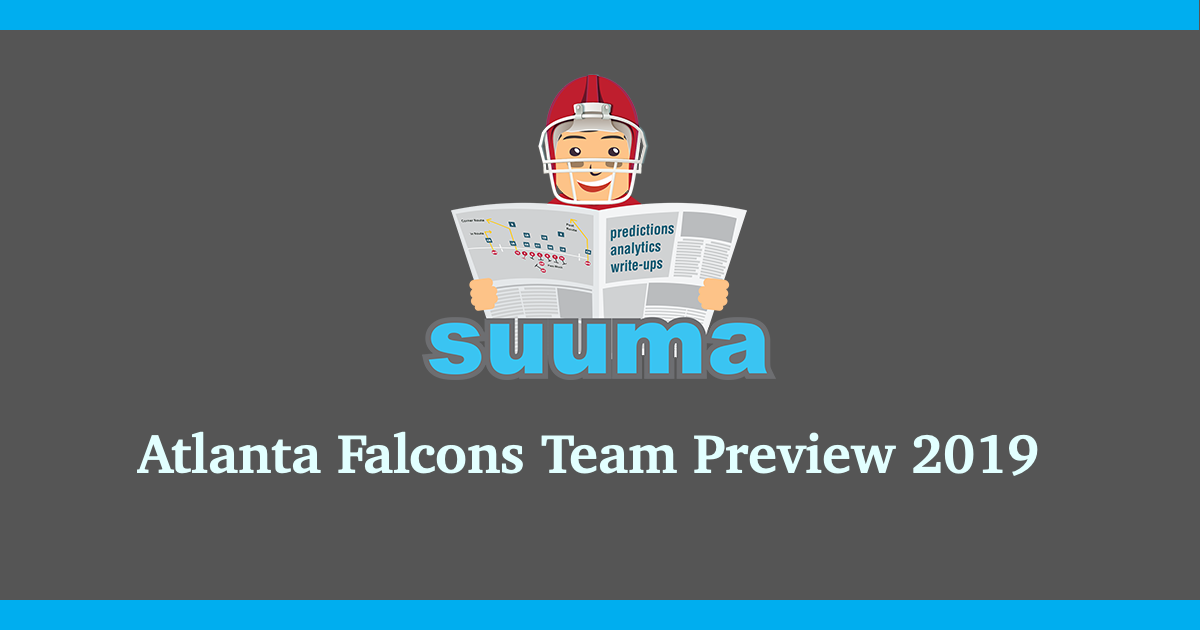Atlanta Falcons Team Preview 2019