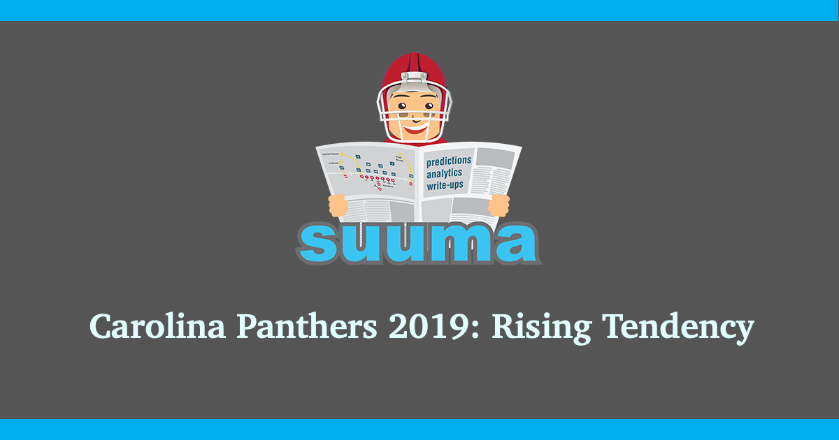 Carolina Panthers 2019: Rising Tendency