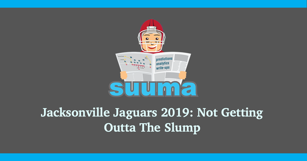 Jacksonville Jaguars 2019: Not Getting Outta The Slump
